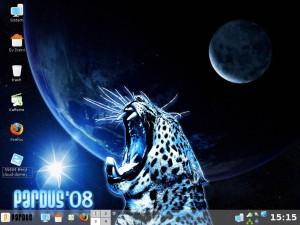 Pardus 2008 Kde 3.5.9