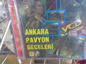 Ankara Pavyon Geceleri Müzikli ve Görüntülü VCD