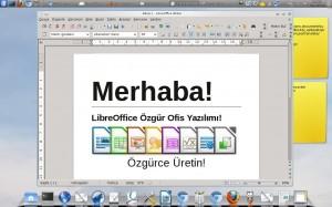 LibreOffice ile harfler artık daha yumuşak hatlara sahip