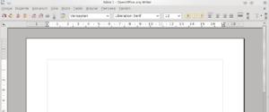OpenOffice.org sayfa kenarları