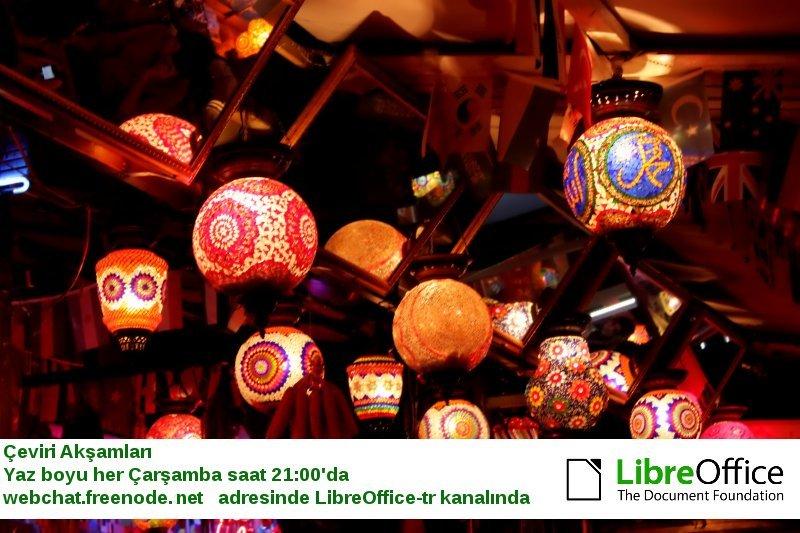 LibreOffice Çeviri Akşamları