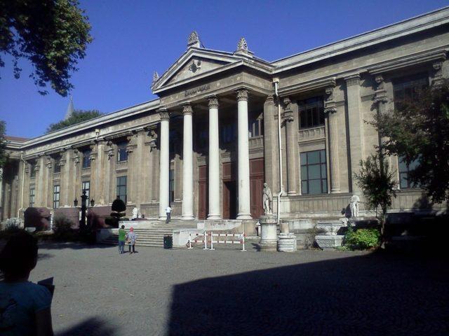 İstanbul Arkeoloji Müzeleri Ana Bina