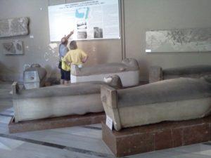 Sidon - Günümüz Lübnan'ından mezarlar