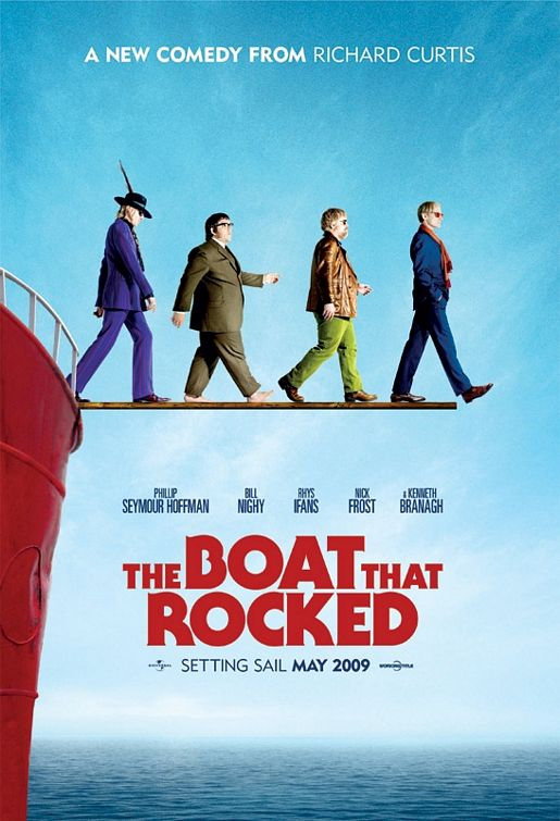 The Boat That Rocked- Rock'n Roll Teknesi  (The Pirate Radio)
