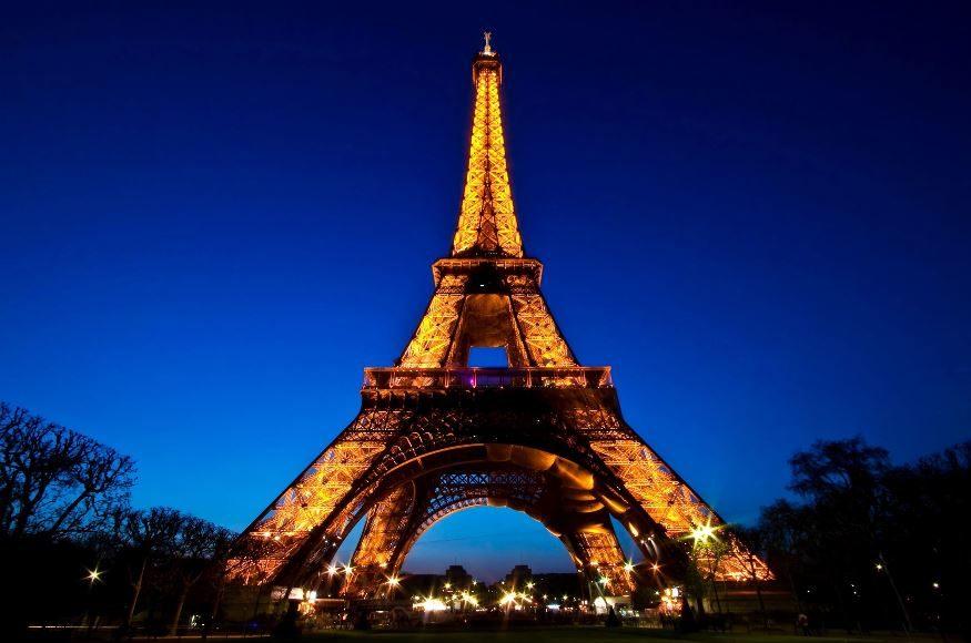 Eiffel Kulesi - Tour De Eiffel