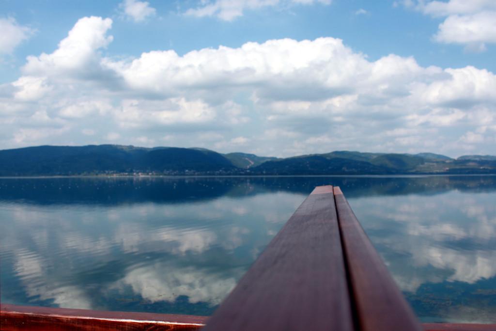 Sapanca Gölü Kenarında