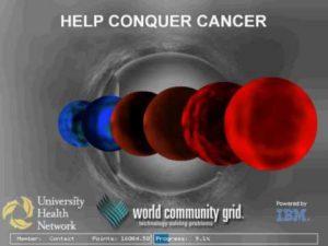 World Community Grid ağına katılarak bilgisayarınızla kanser,  zika, aids, ebola gibi hastalıklara çare bulunmasına katkı verebilirsiniz.